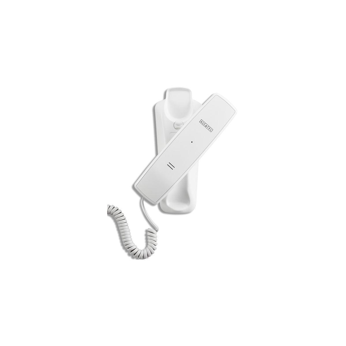 Téléphone filaire alcatel temporis 10 blanc - 2% de remise immédiate avec le code : cool2 (photo)