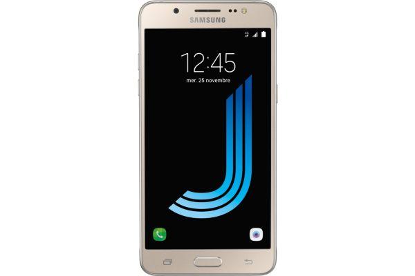 Smartphone samsung galaxy j5 or edition 2016 - soldes et bonnes affaires à prix imbattables