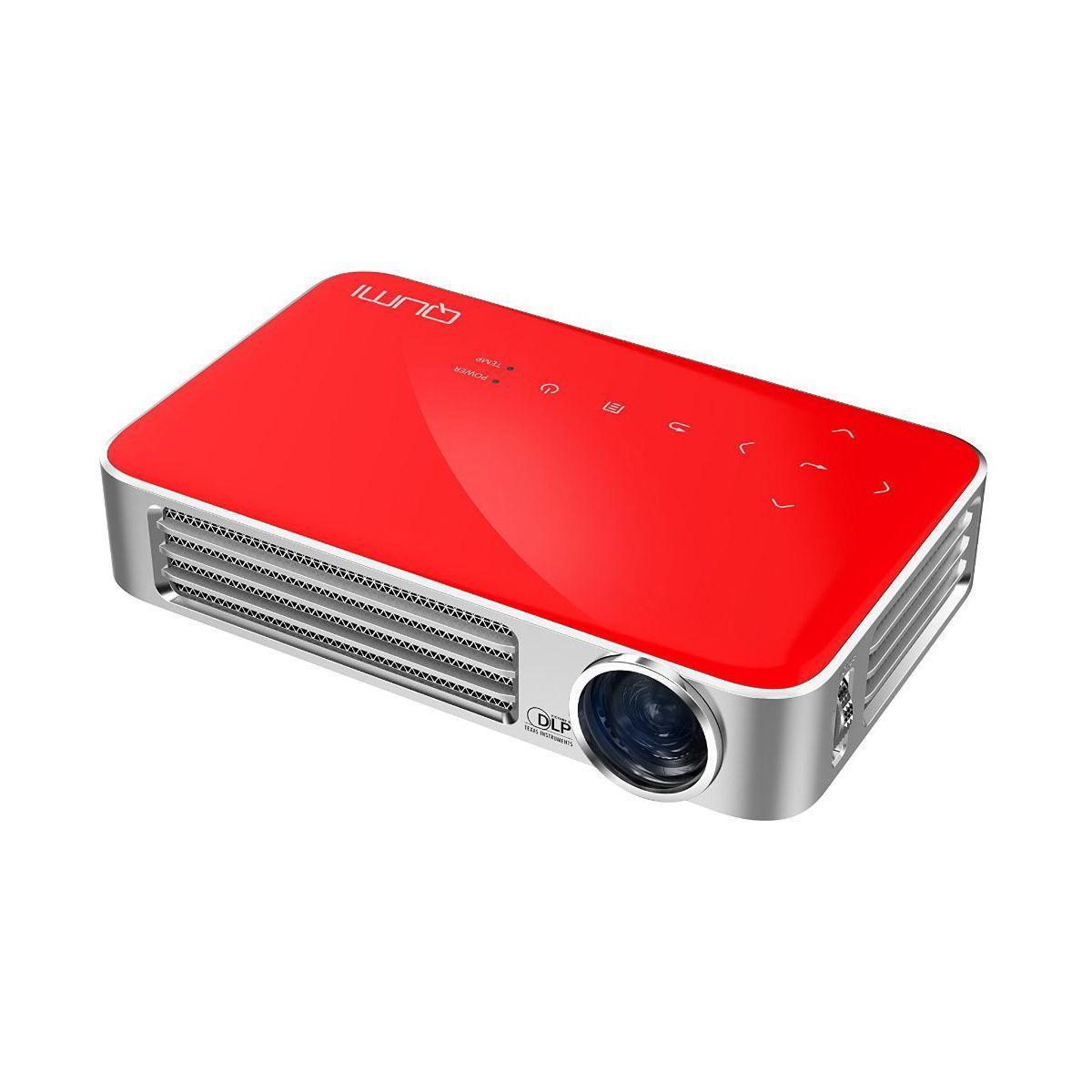 Projecteur vivitek qumi q6 rouge (photo)