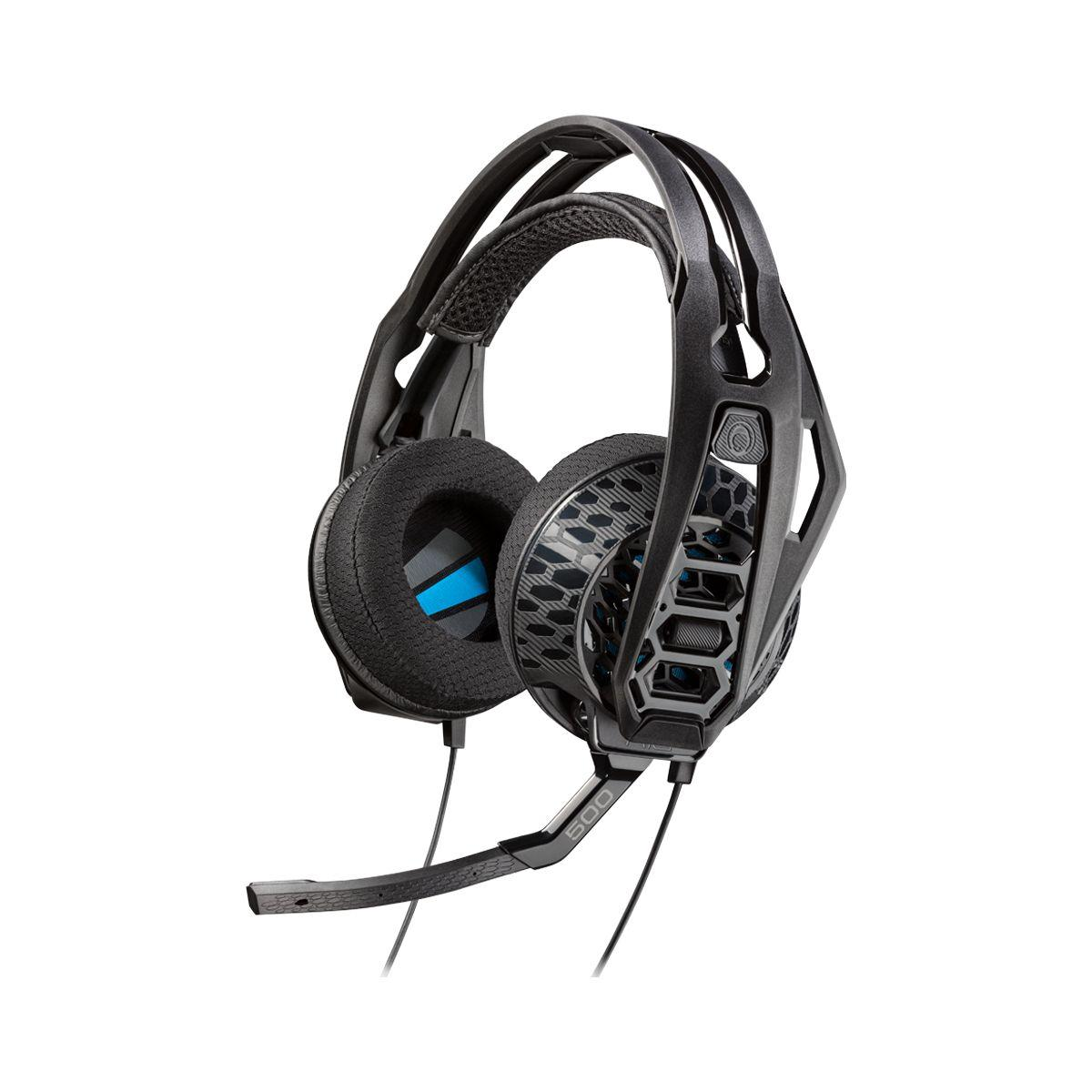 Casque micro gamer plantronics rig 500e (photo)