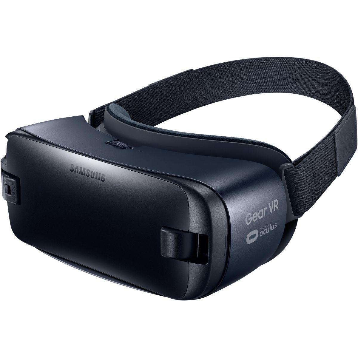 Casque de r�alit� virtuelle samsung casque new gear vr compatible s7 - 20% de remise imm�diate avec le code : automne20 (photo)