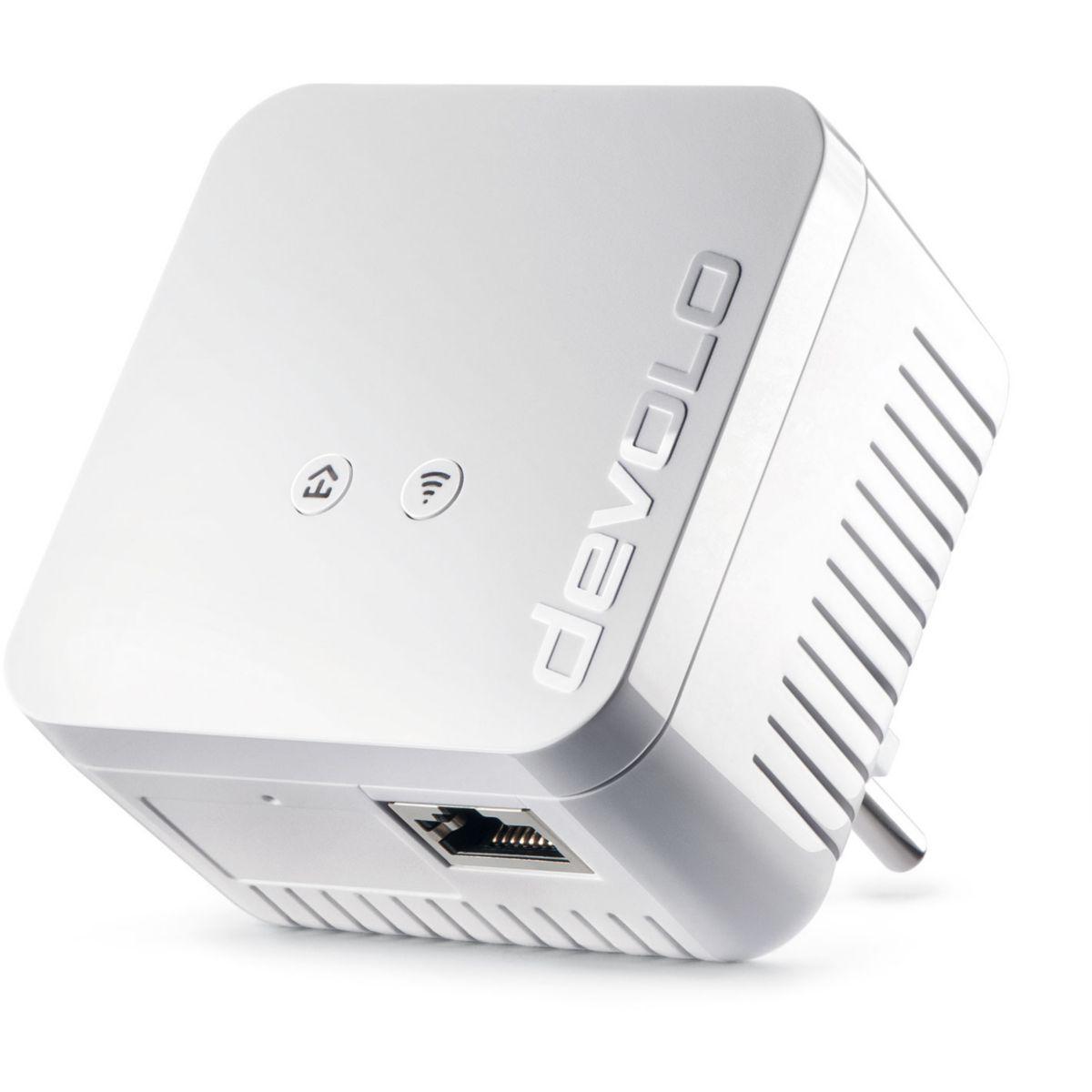 Cpl solo devolo dlan 550 wifi - livraison offerte : code liv