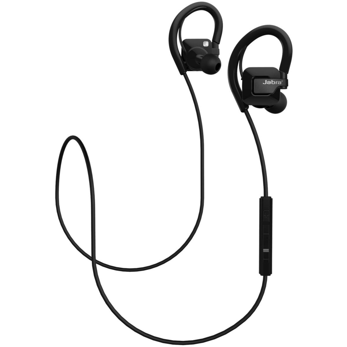 Casque sport jabra step noir (photo)