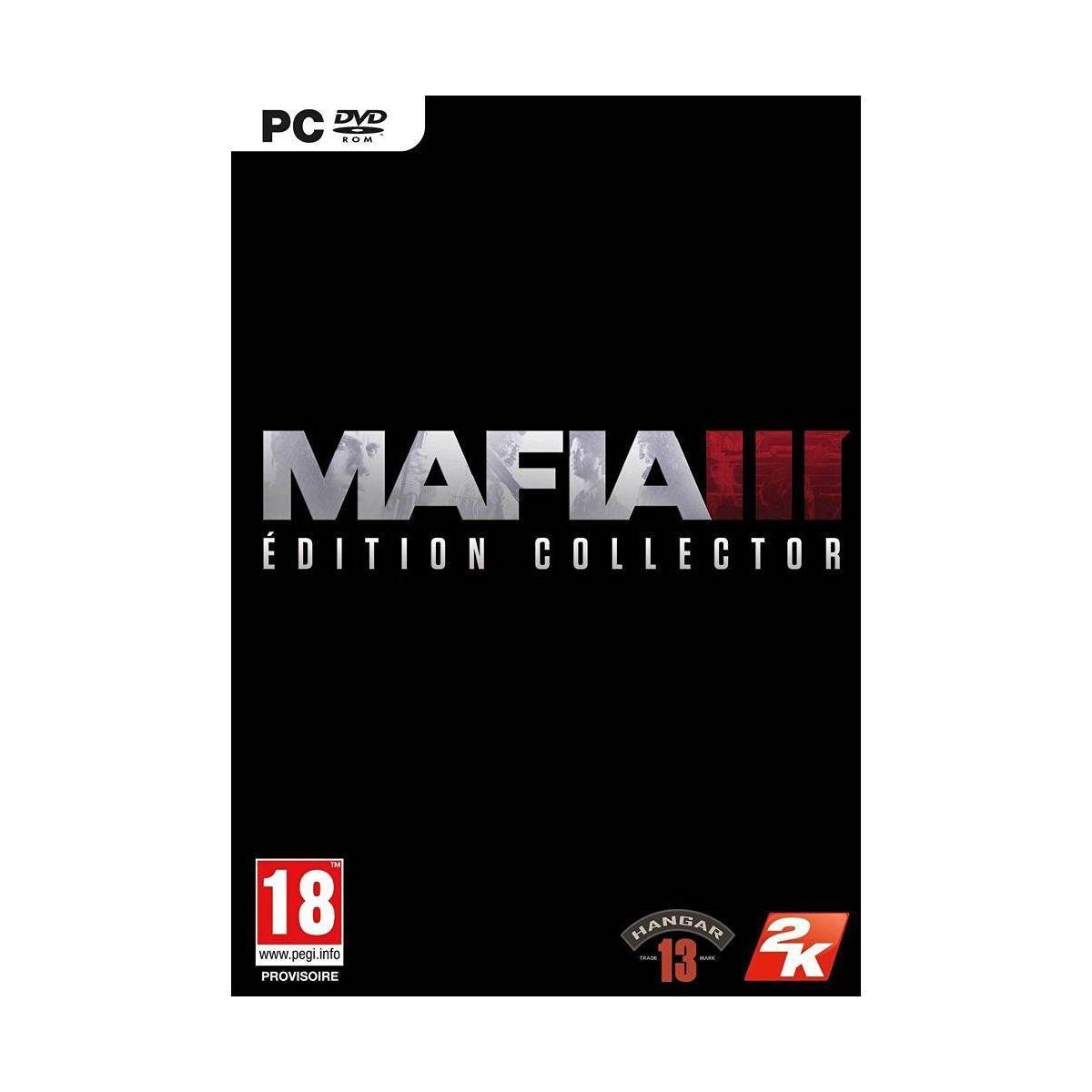 Jeu pc take 2 mafia 3 collector - 20% de remise imm?diate avec...