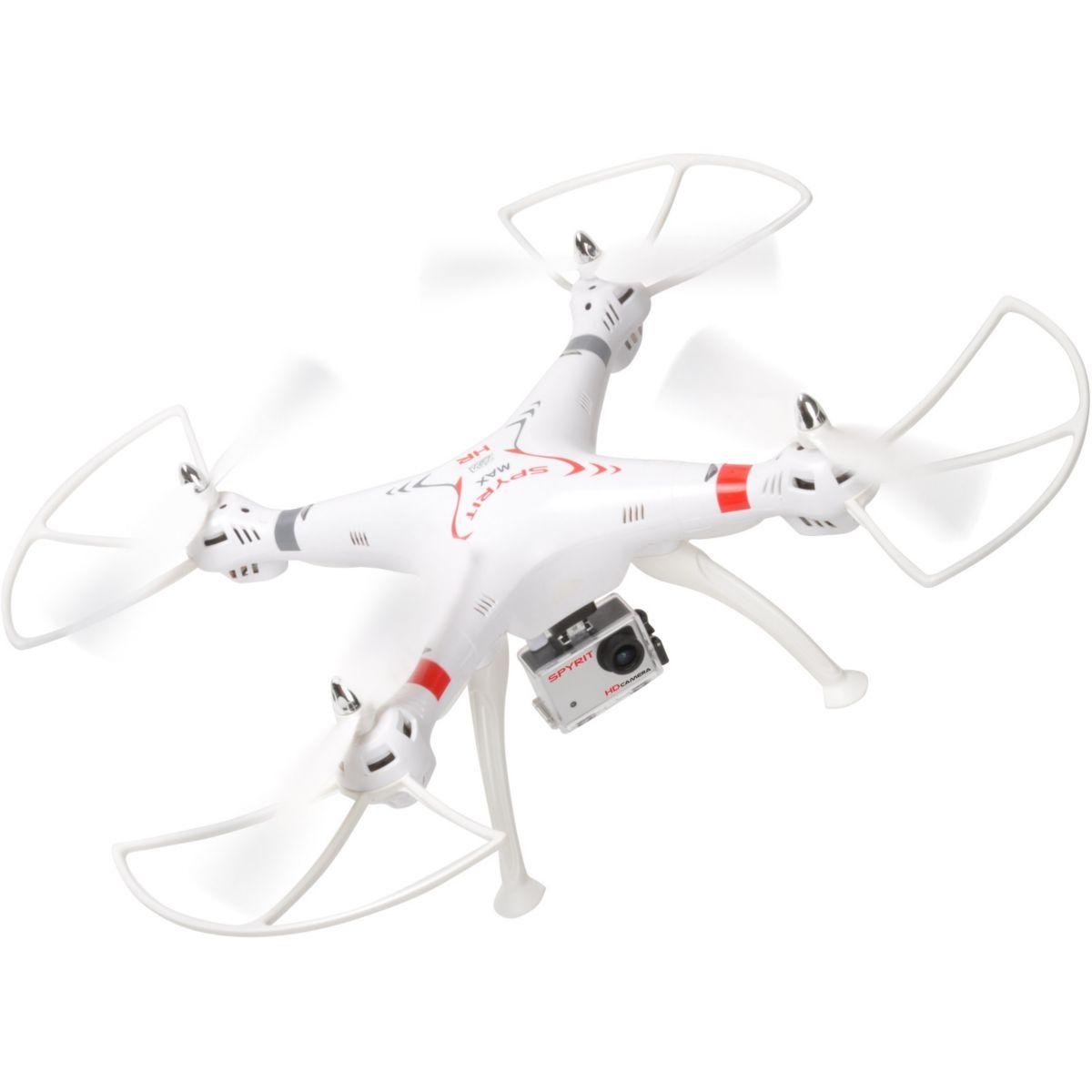 Drone t2m spyrit quadrocopt�re t5174 max hr hd - livraison offerte : code liv (photo)