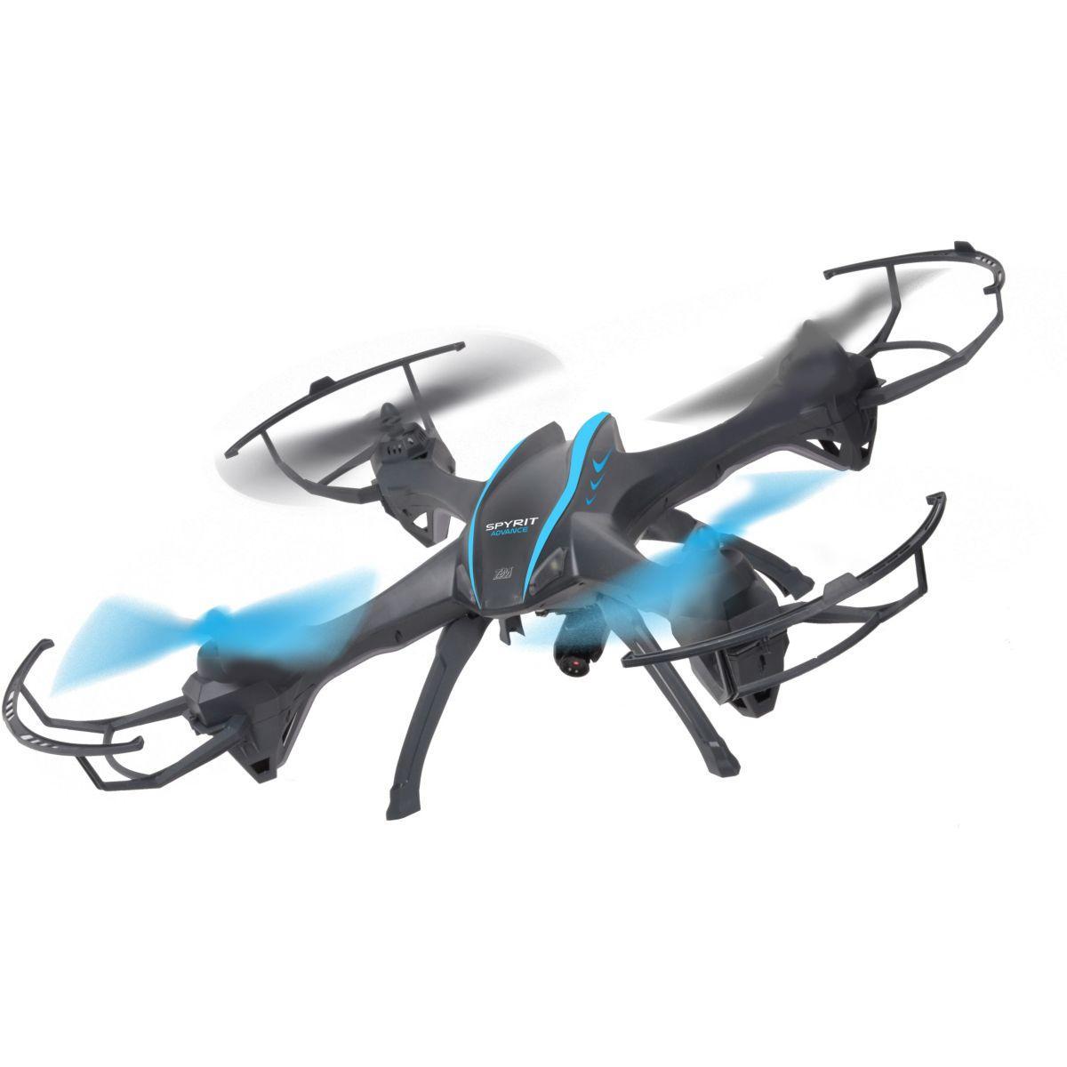 Drone t2m spyrit quadrocoptère rc advance fpv/hd - 10% de remise immédiate avec le code : fete10 (photo)