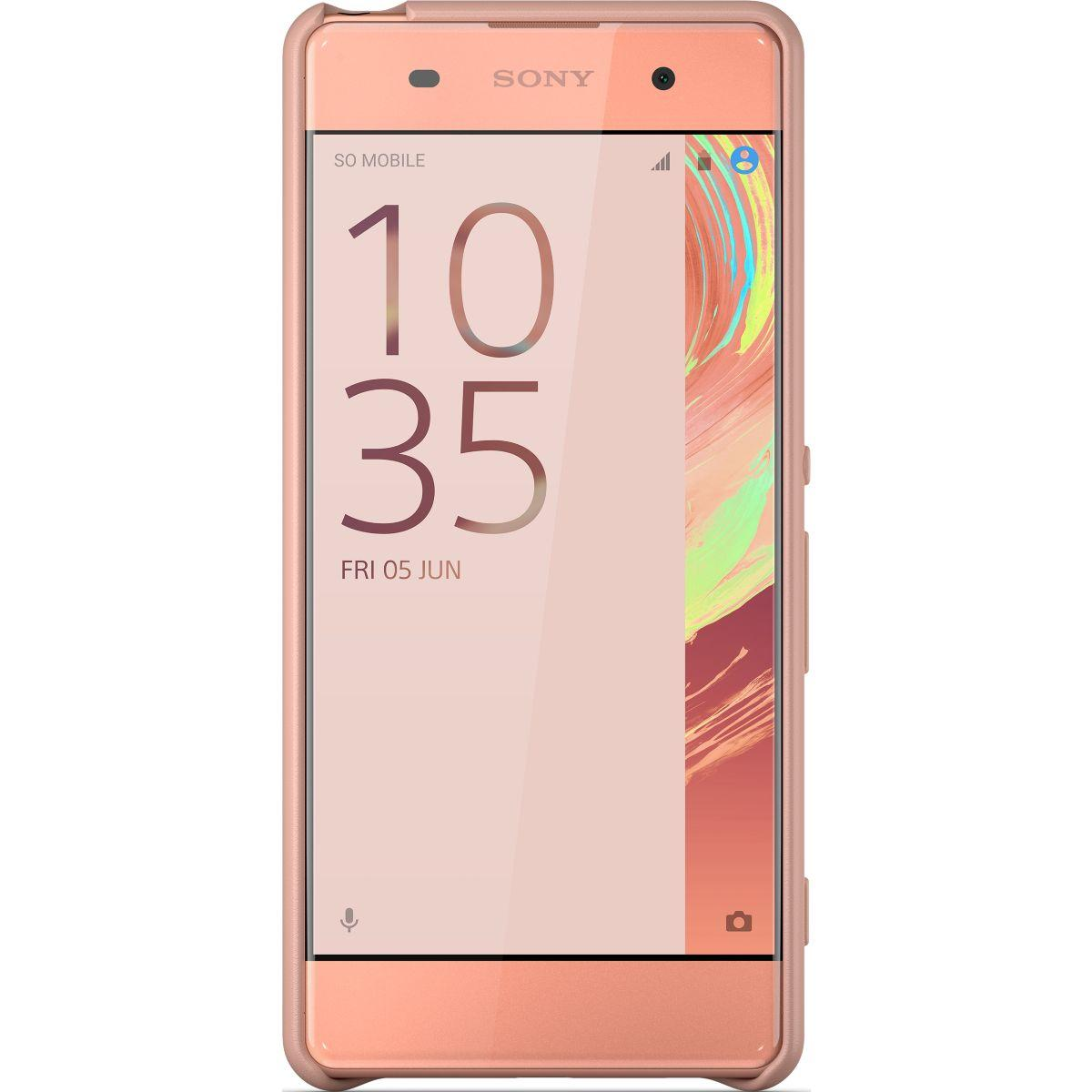 Coque sony xperia xa rose - soldes et bons plans
