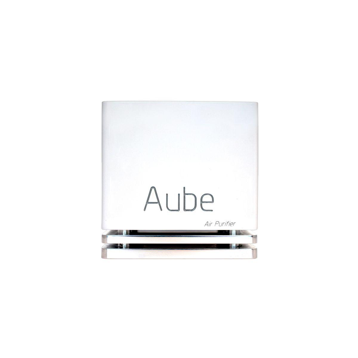 Purificateur d'air aykow aube connect� blanc - 7% de remise imm�diate avec le code : priv7 (photo)