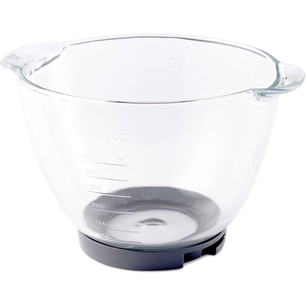 Accessoire kenwood kat550gl bol verre th (photo)