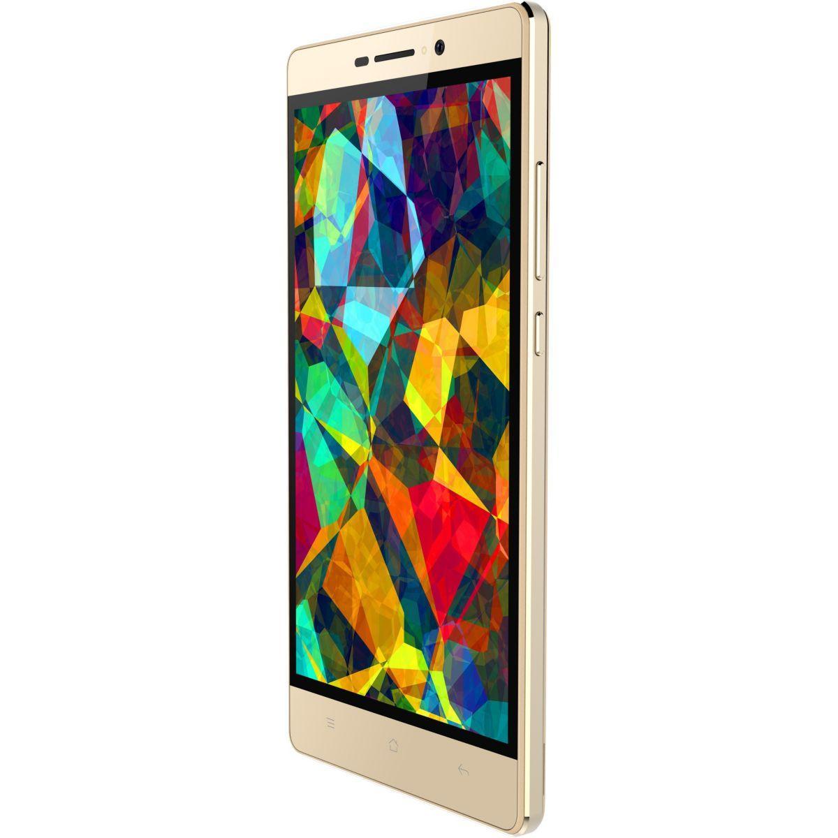 Smartphone echo note gold - soldes et bonnes affaires à prix imbattables
