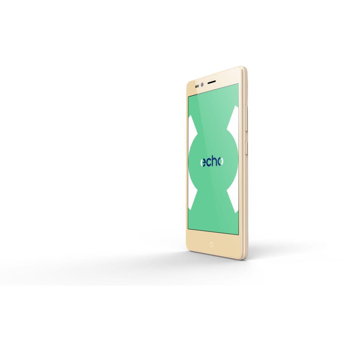 Smartphone echo smart gold - soldes et bonnes affaires à prix imbattables