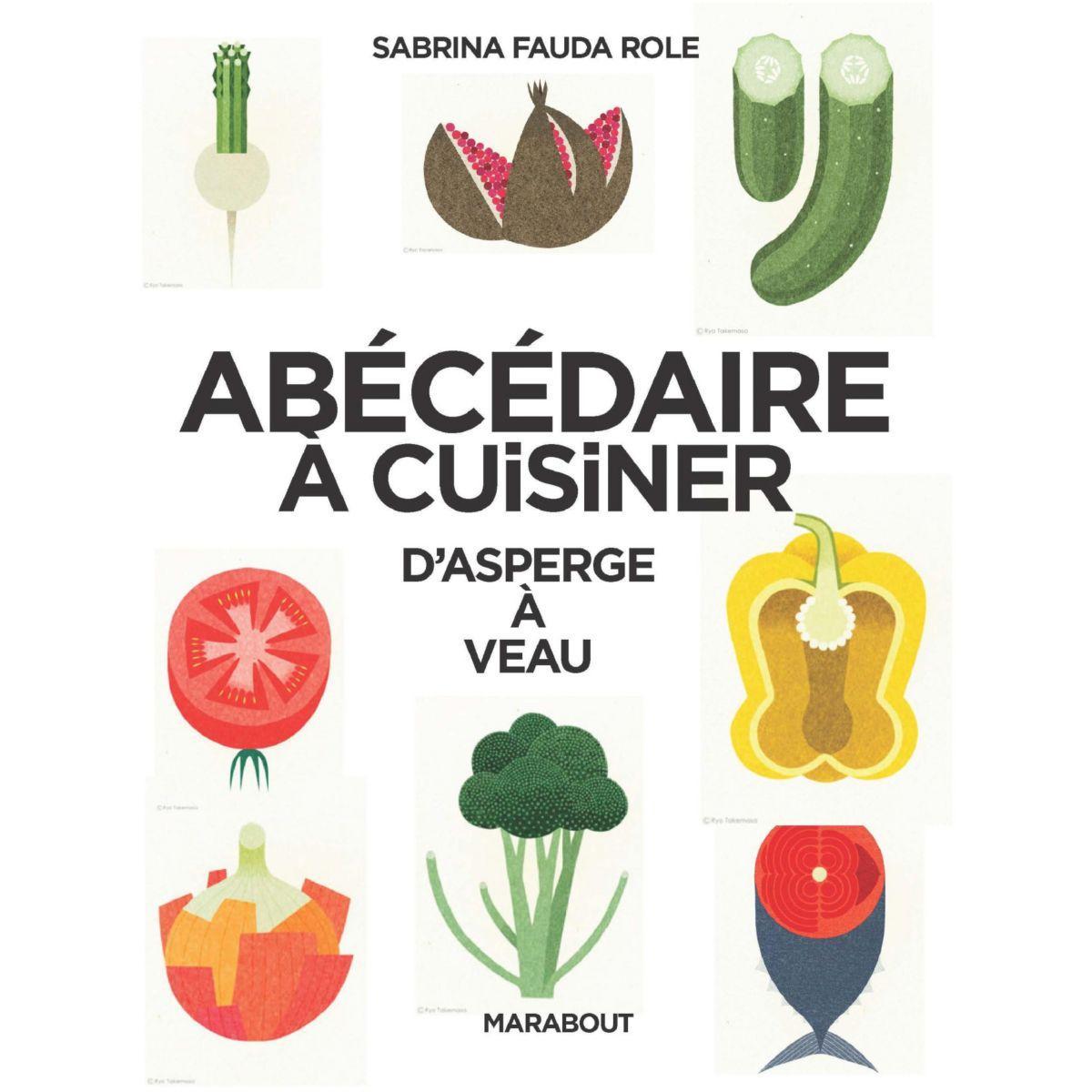 Livre marabout abecedaire a cuisiner - la sélection webdistrib.com (photo)