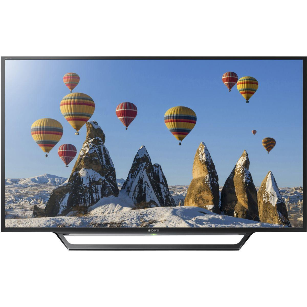 Pack promo tv sony kdl40wd650 200hz mxr smart tv + support tv valueline mural mouvement intégral 26 - 42 '' 20 kg (photo)
