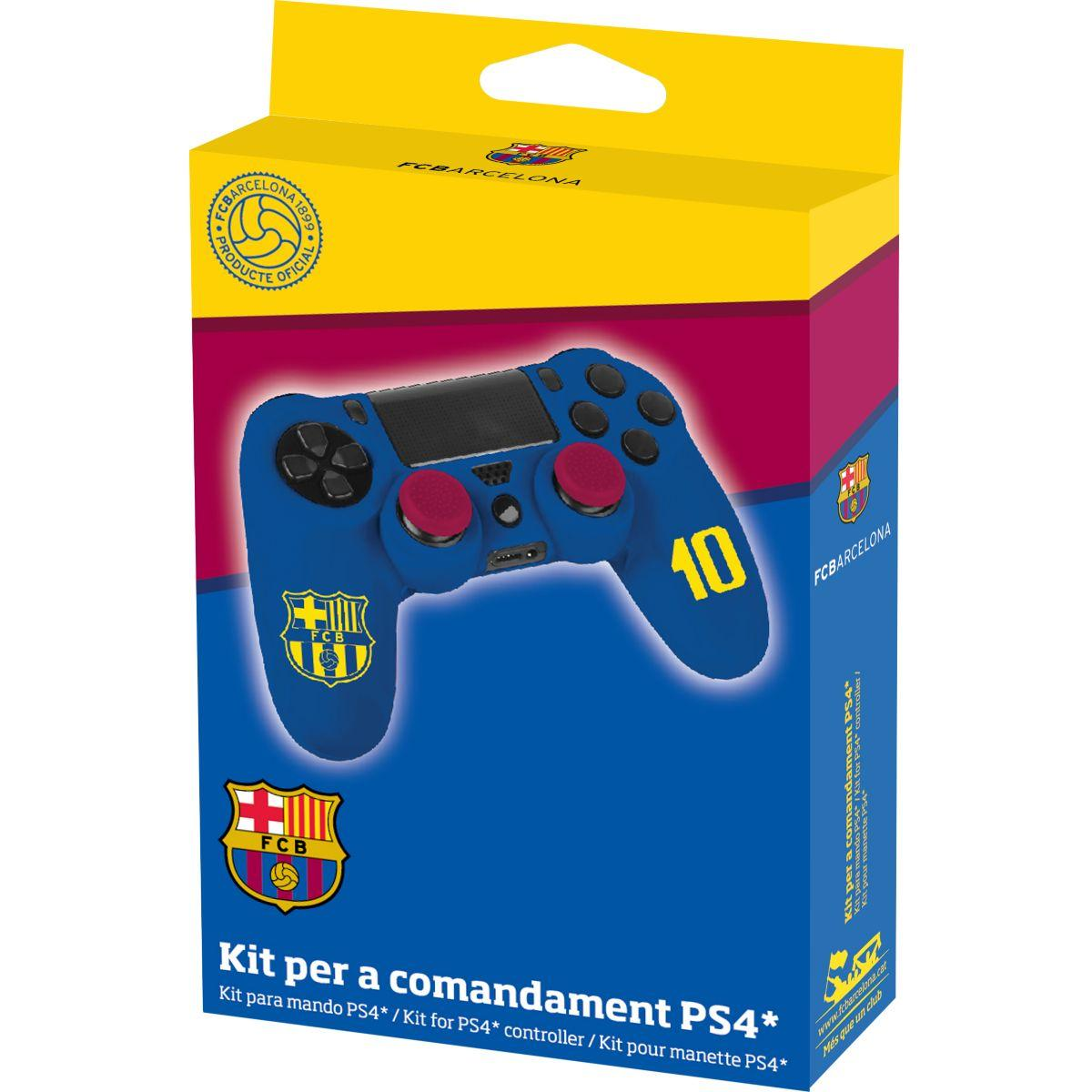 Acc. subsonic kit manette ps4 - fcb (photo)