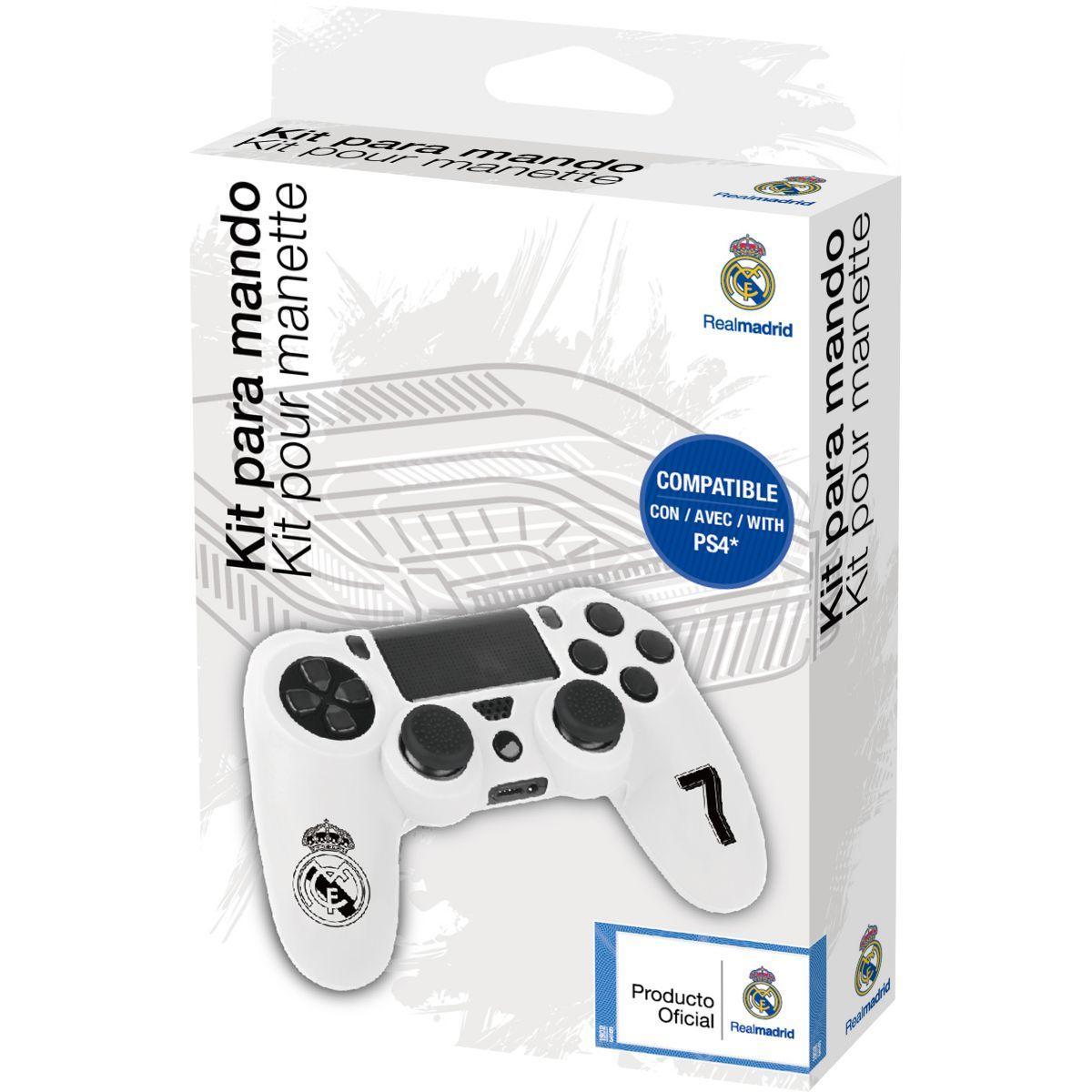 Acc. subsonic kit manette ps4 - real - 3% de remise immédiate avec le code : multi3 (photo)
