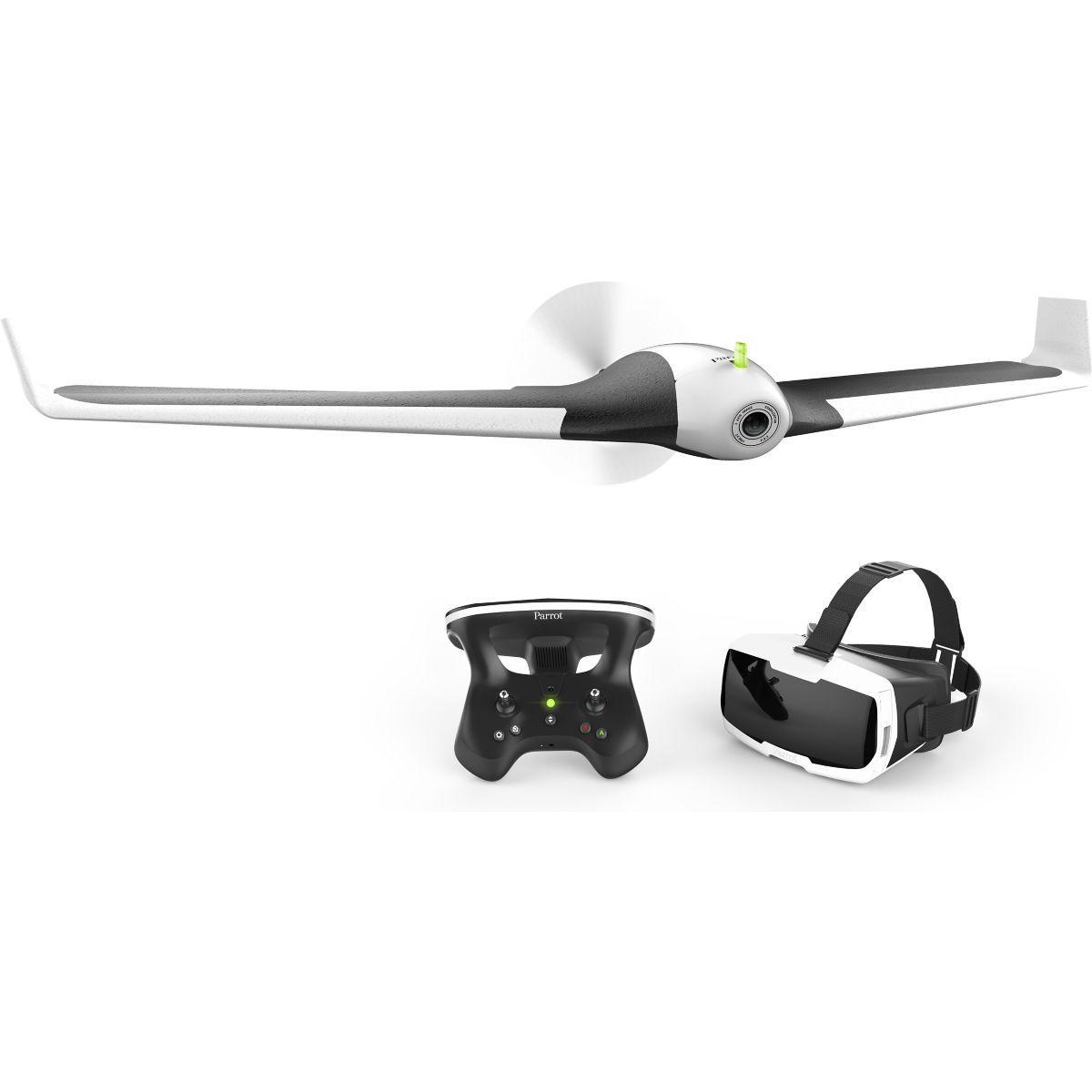 Drone parrot disco + pack fpv - livraison offerte : code livpremium (photo)