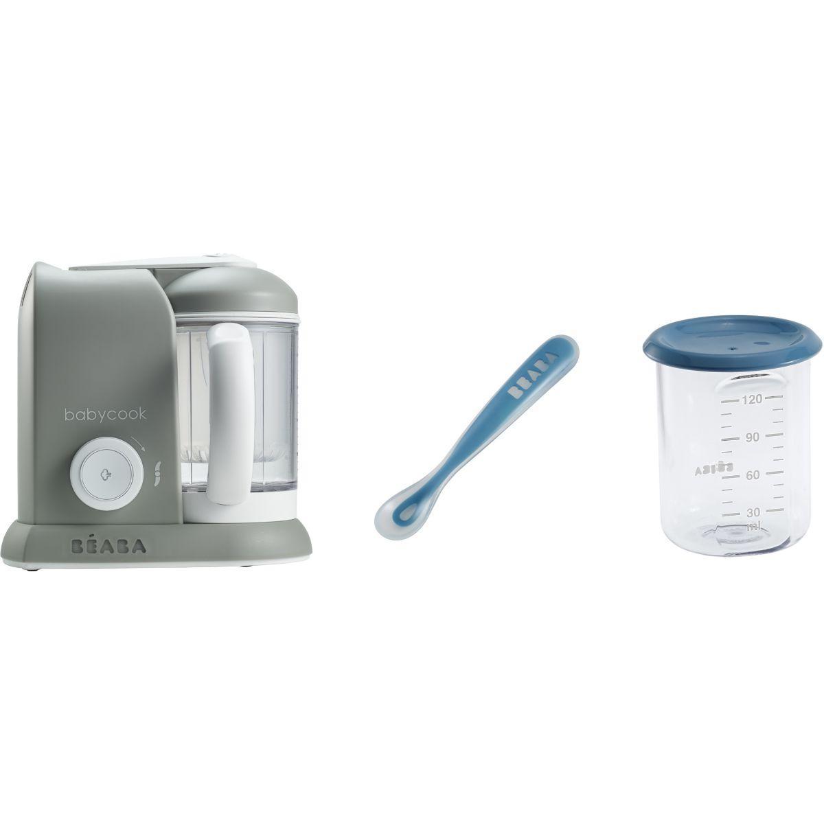 cuiseur beaba robot cuiseur prix le moins cher avec parentmalins. Black Bedroom Furniture Sets. Home Design Ideas