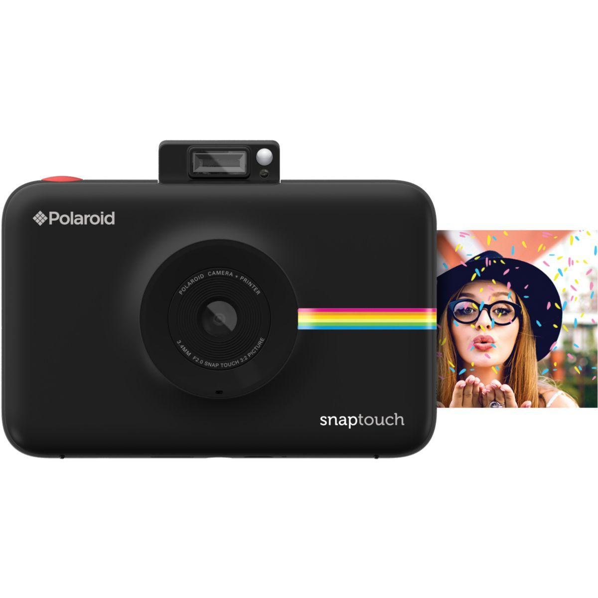 Appareil photo num?rique polaroid snap touch noir