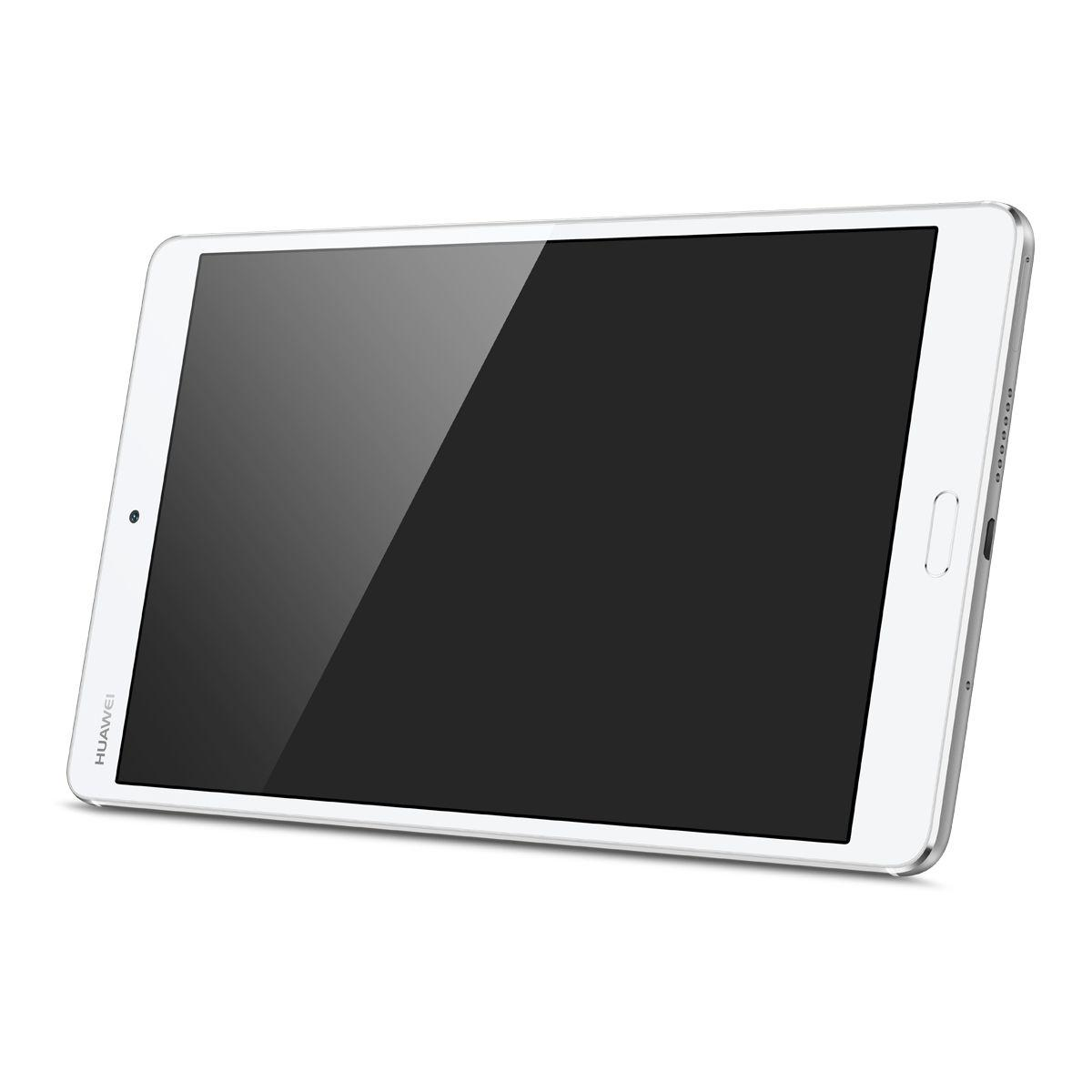 Tablette android huawei m3 8.4'' 4g lte 32go silver (photo)