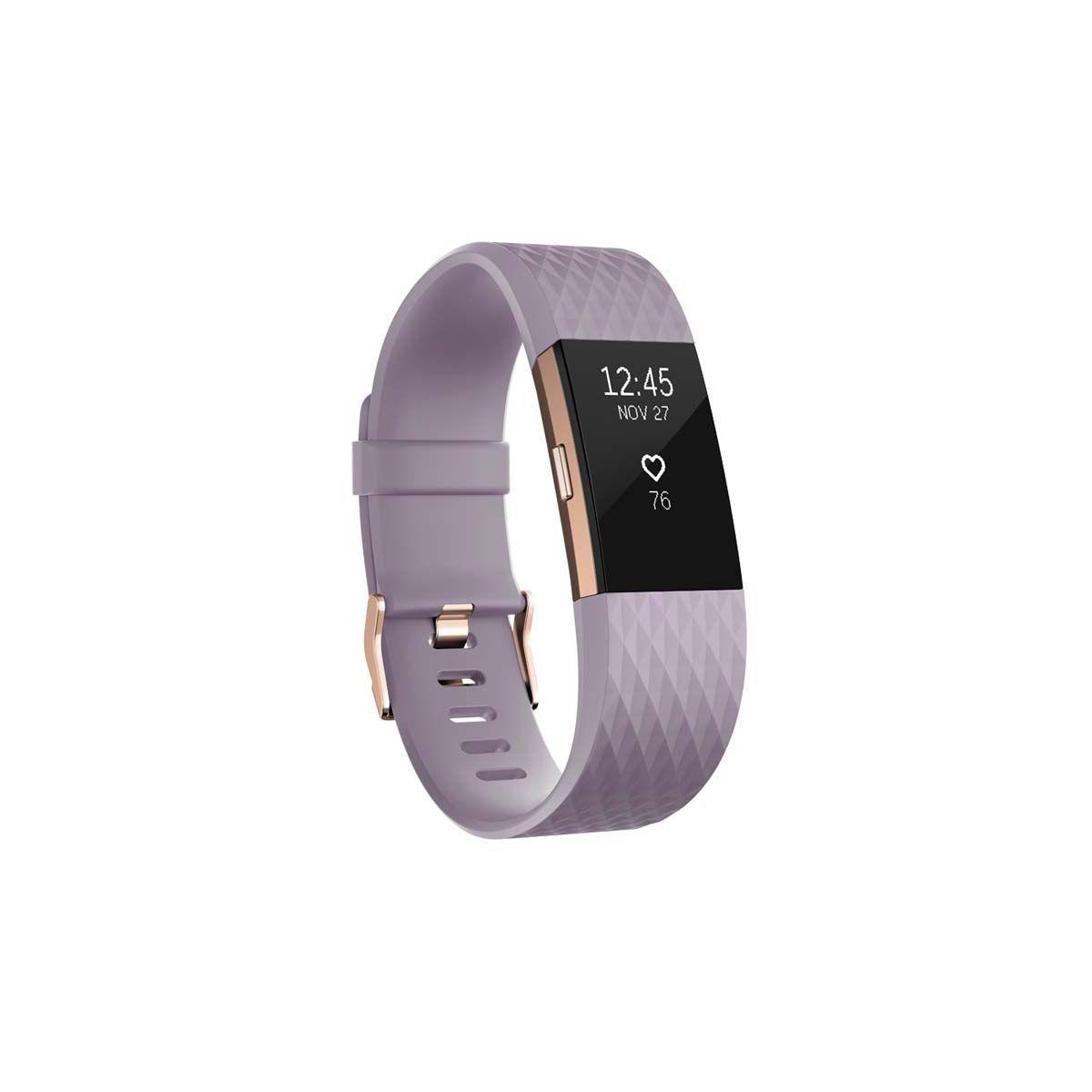 Tracker fitbit charge2 lavender rose gol - 10% de remise imm?d...