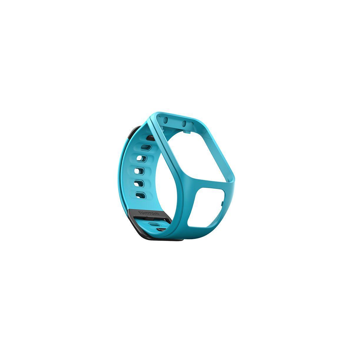 Bracelet montre tomtom bleu marine fin p - livraison offerte : code livrelais