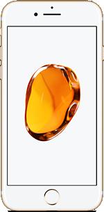 Apple iphone 7 128go or - 2% de remise immédiate avec le code : fete2 (photo)