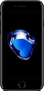 Apple iphone 7 256go noir de jais - livraison offerte : code chronoff