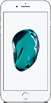 Apple iphone 7 plus 32go argent - livraison offerte : code livrelais (photo)