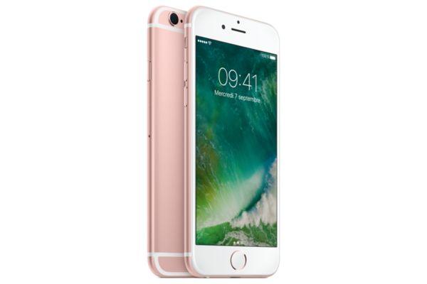 Apple iphone 6s 32go or rose - 2% de remise immédiate avec le code : fete2 (photo)