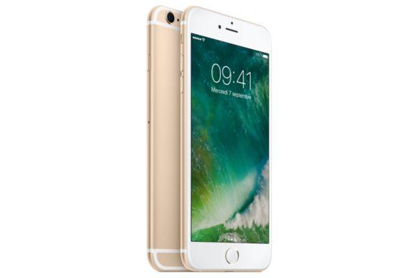 Apple iphone 6s plus 32go or - 2% de remise immédiate avec le code : fete2 (photo)