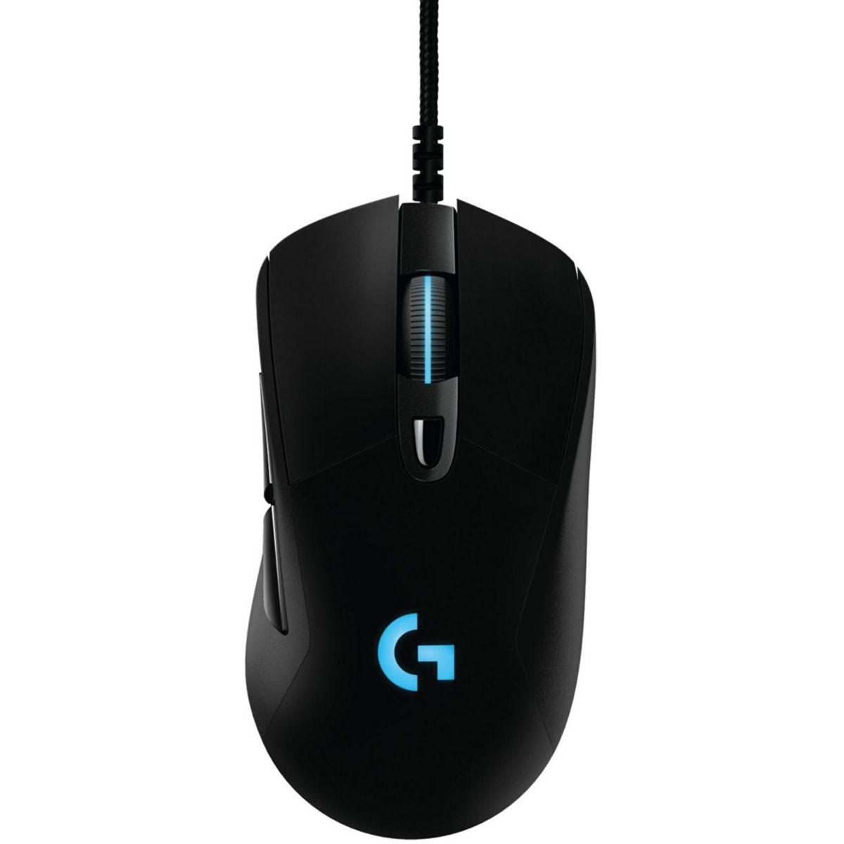 Souris gamer logitech g403 prodigy wired