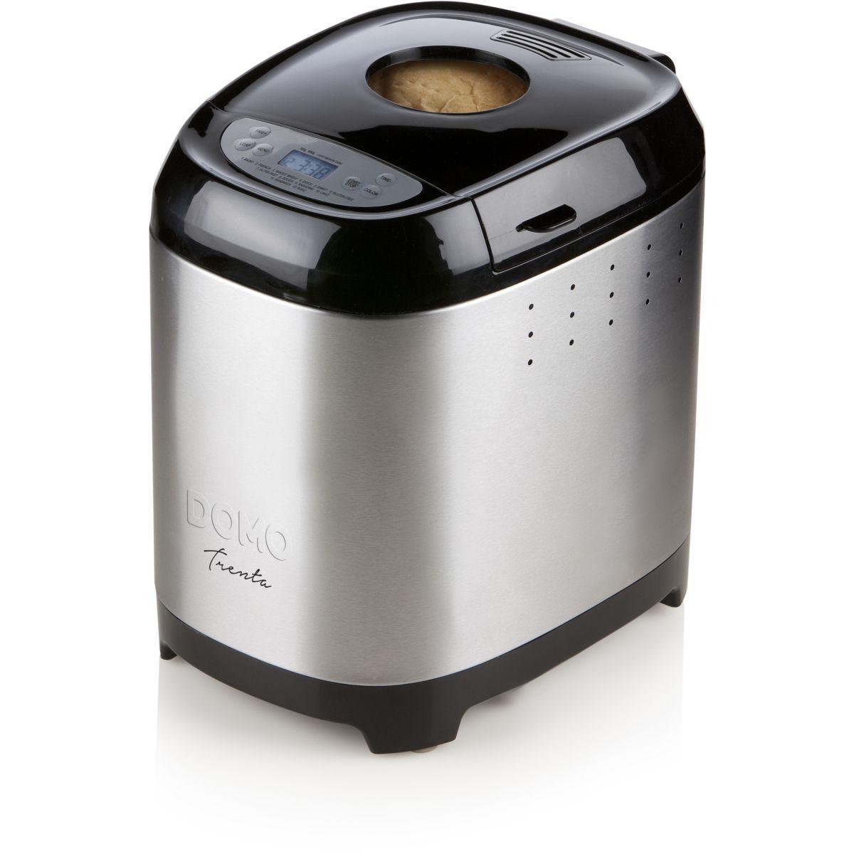 Machine � pain domo b3962 - 10% de remise imm�diate avec le code : wd10 (photo)