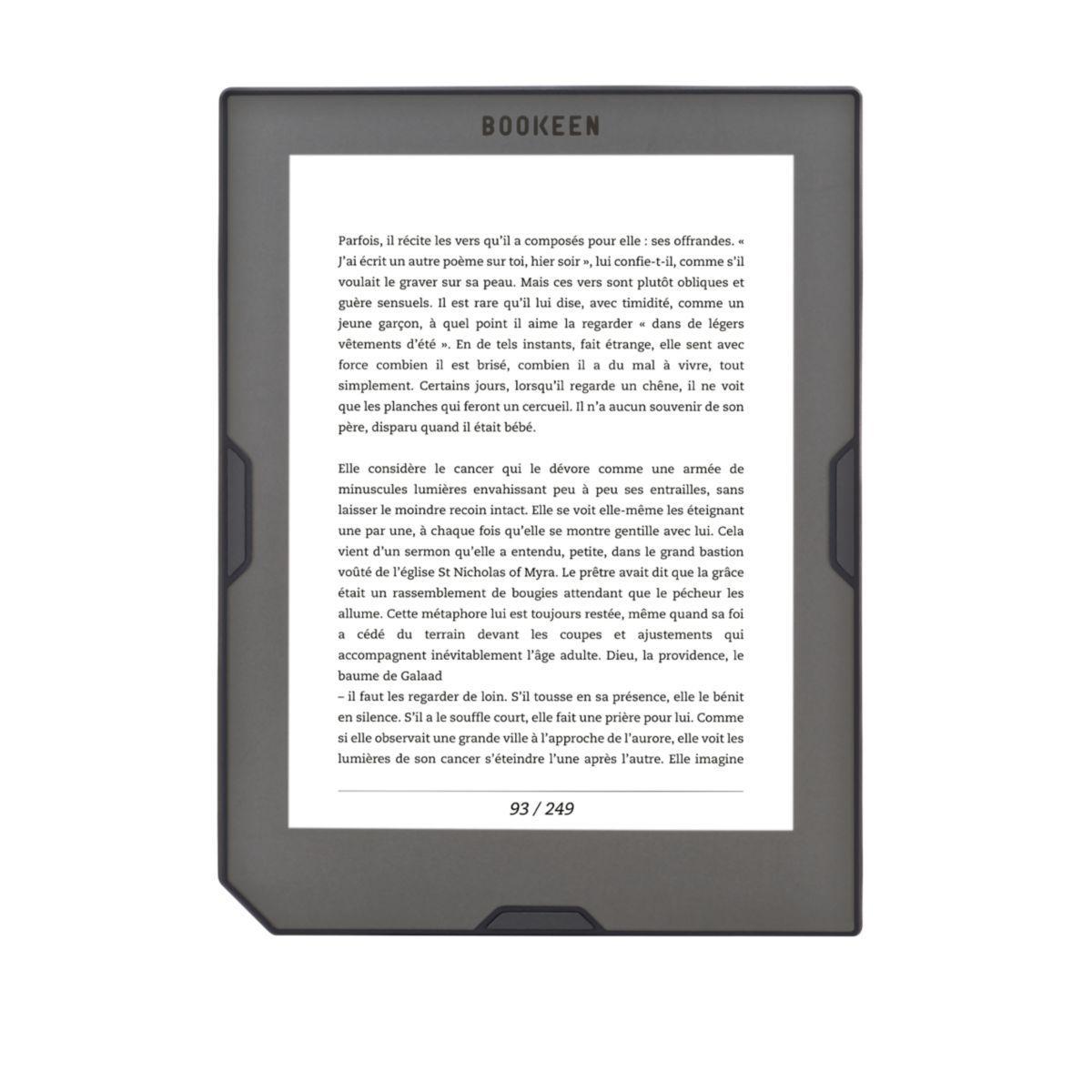 E-book bookeen cybook muse hd - 2% de remise immédiate avec le code : cool2 (photo)