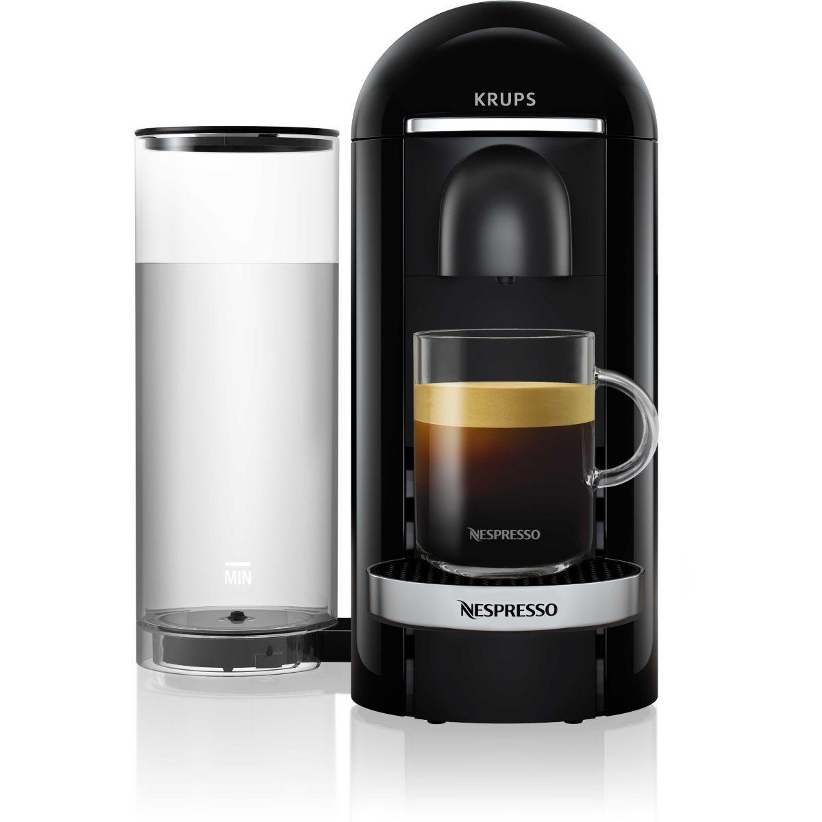 Nespresso vertuo krups yy2779fd vertuo noir - livraison offerte : code premium (photo)