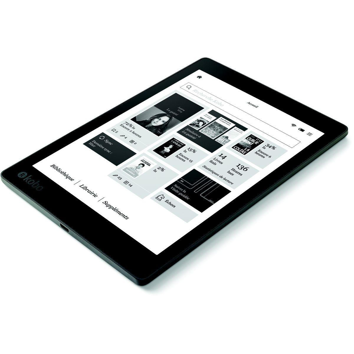 E-book kobo aura one - 2% de remise imm�diate avec le code : wd2 (photo)
