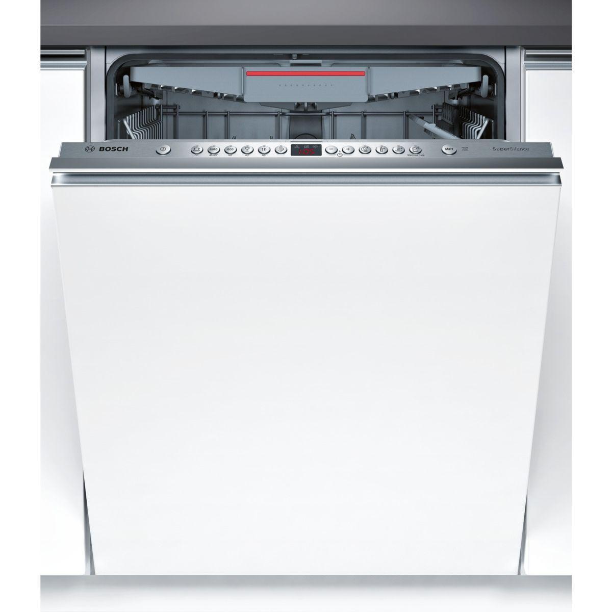 Lave vaisselle tout int�grable bosch smv46mx03e - 2% de remise imm�diate avec le code : gam2