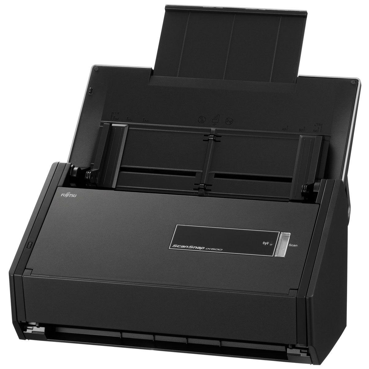 Scanner ? d?filement fujitsu scansnap ix500 nuance power - 5% ...