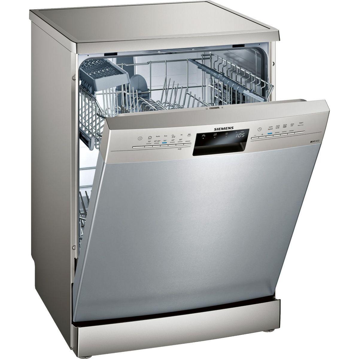 Lave-vaisselle silencieux 60cm siemens pg ex sn236i02ge - notre selection (photo)