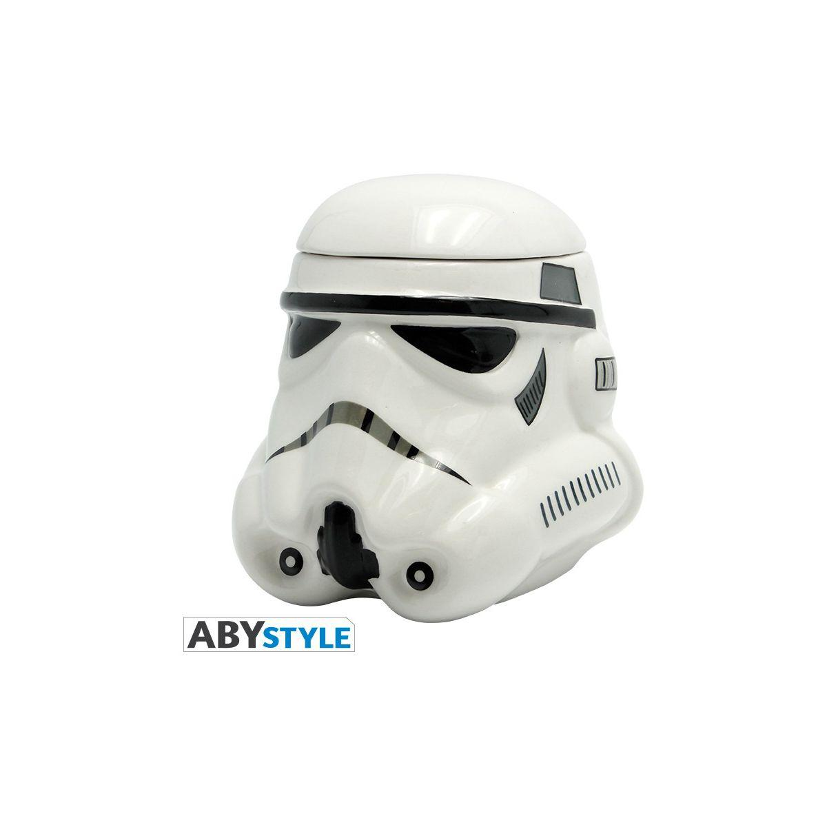 Figurine abystyle mug 3d storm trooper (photo)