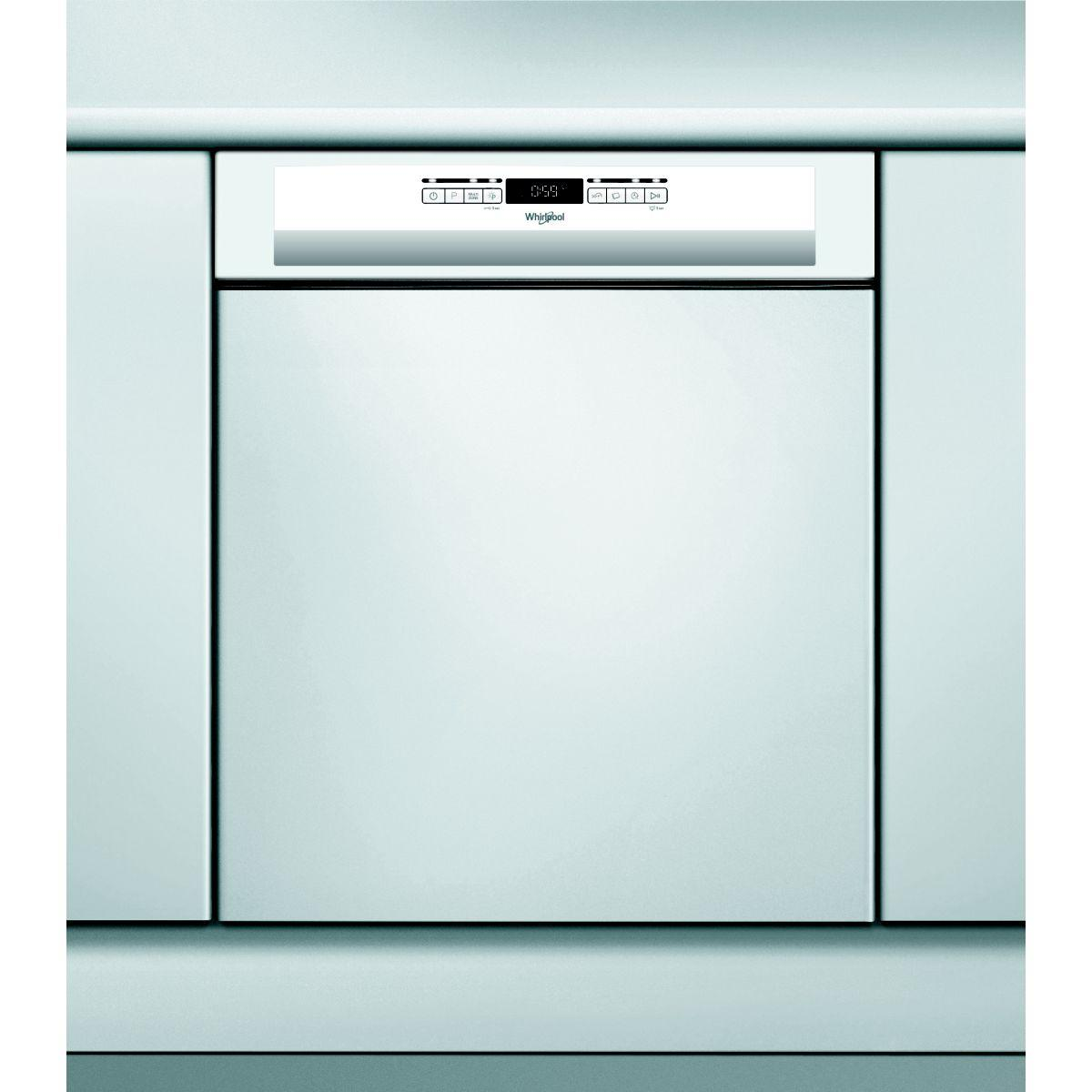 Lave vaisselle encastrable whirlpool wkbo3t123pf - livraison o...