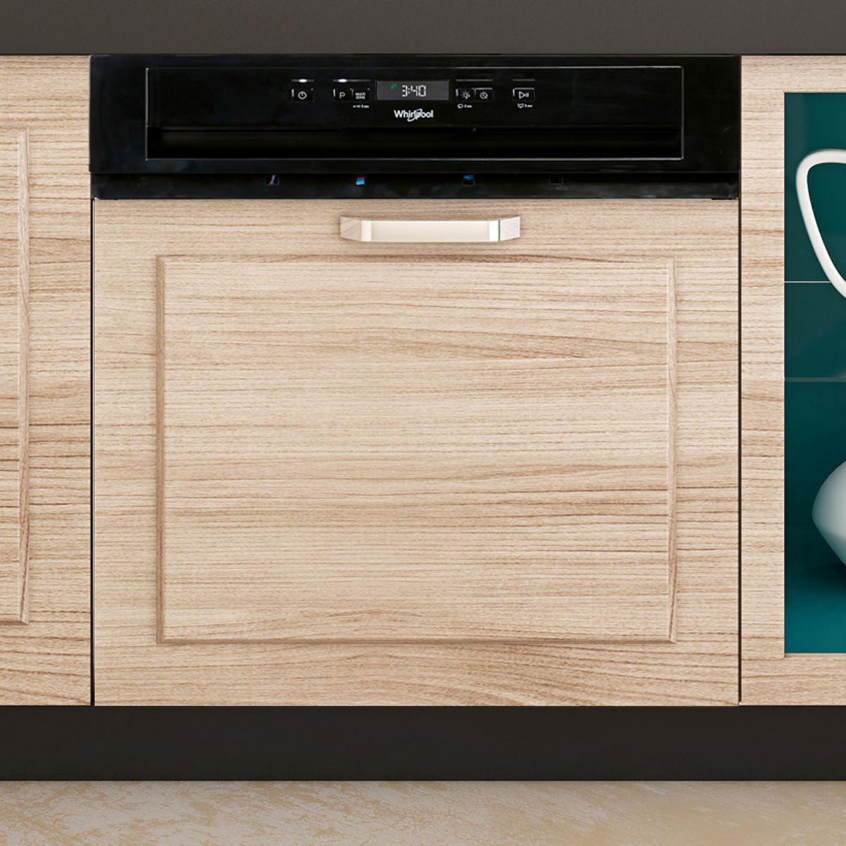 Lave-vaisselle int?grable 60cm whirlpool wkbo3t123pfb - 20% de remise imm?diate avec le code : wd20