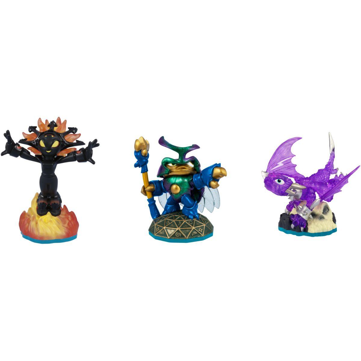Figurine activision pack 3 figurines cha - 2% de remise imm�diate avec le code : noel2 (photo)