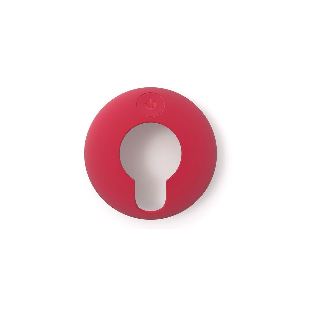 Coque tomtom coque protection silicone rouge vio (photo)