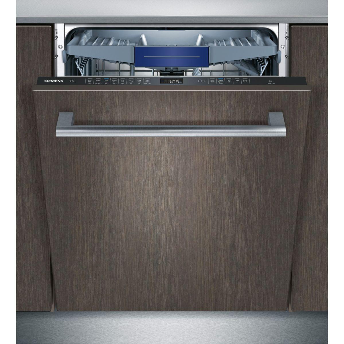 Lave vaisselle tout int�grable siemens sn658x00me - 2% de remise imm�diate avec le code : gam2