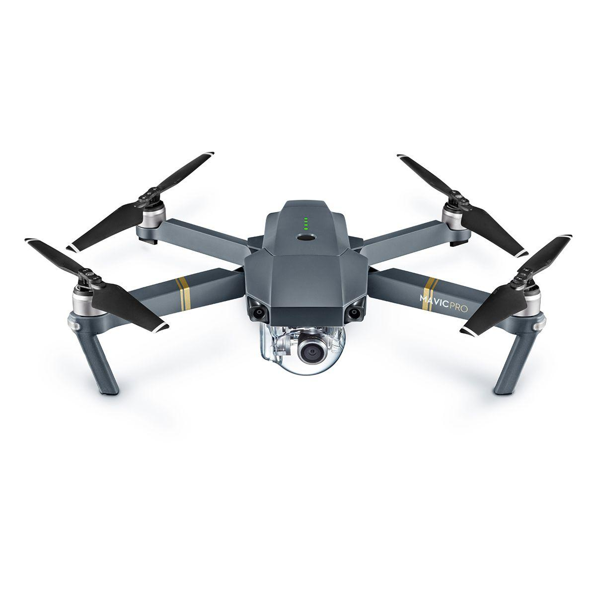 Drones dji mavic pro - fly more combo (photo)