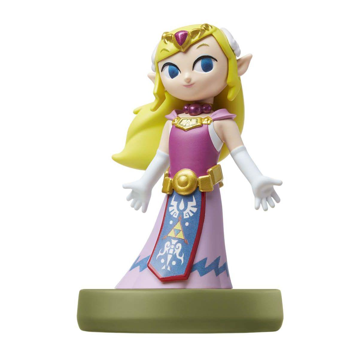 Figurine nintendo amiibo zelda the wind (photo)