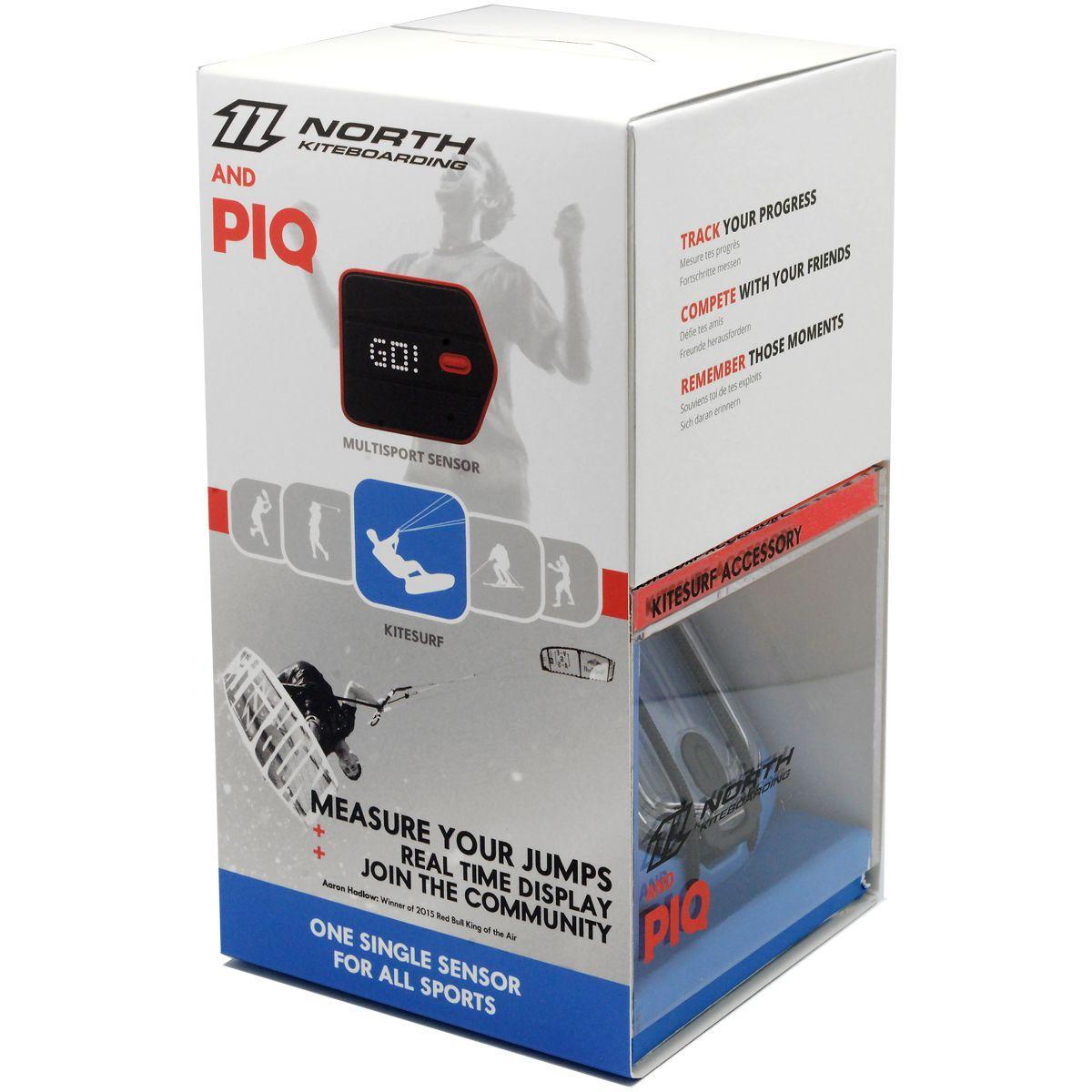 Capteur piq connect� pour kite surf - 10% de remise imm�diate avec le code : automne10 (photo)