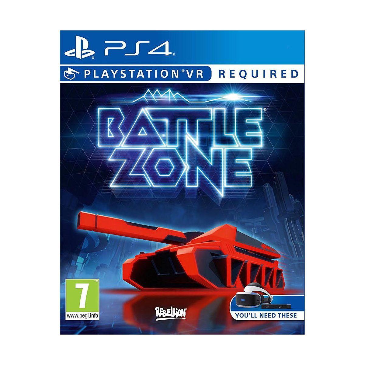 Jeu ps4 sony battlezone (vr) - 20% de remise immédiate avec le code : cool20 (photo)