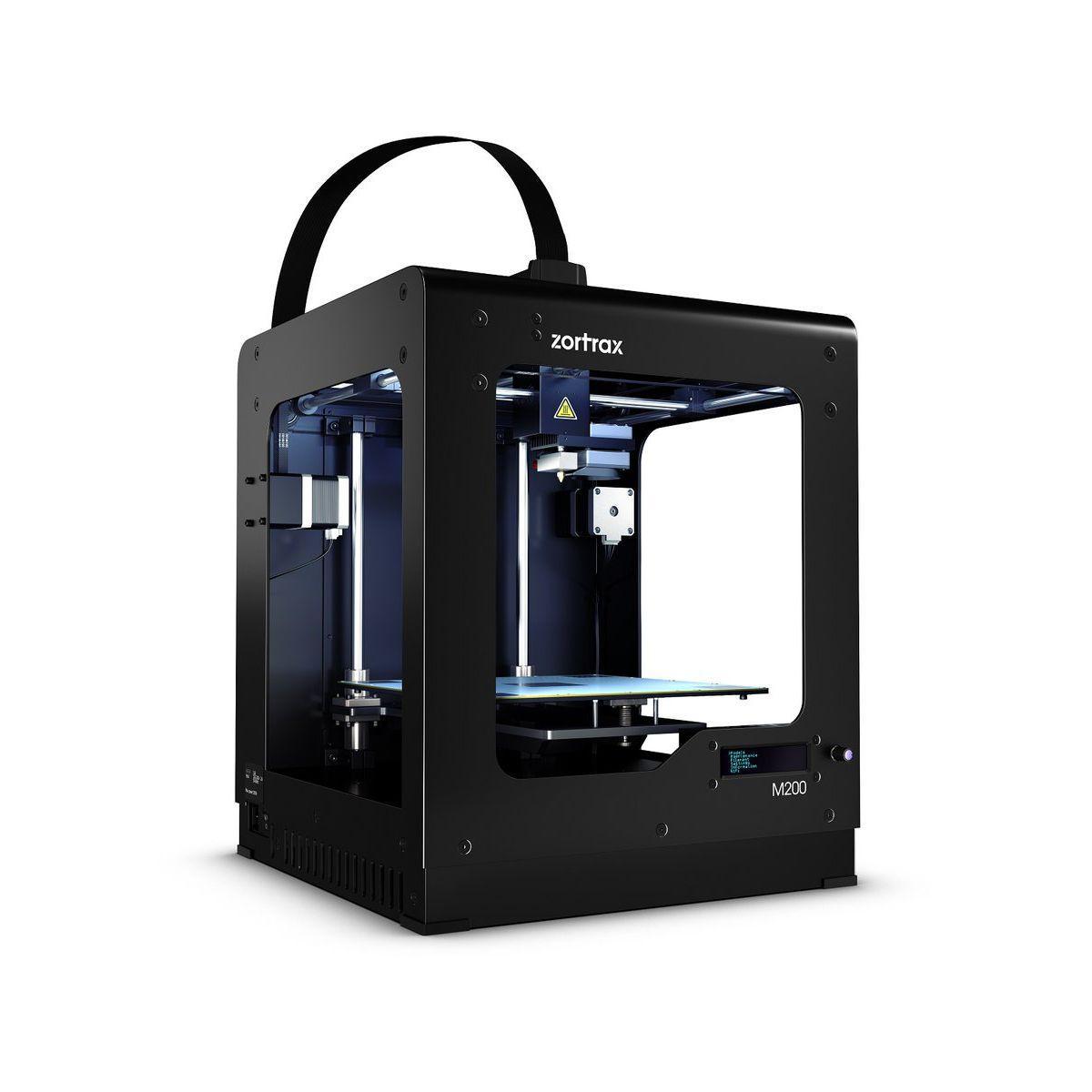 Imprimante 3d zortrax m200 - 2% de remise imm�diate avec le code : paques2 (photo)
