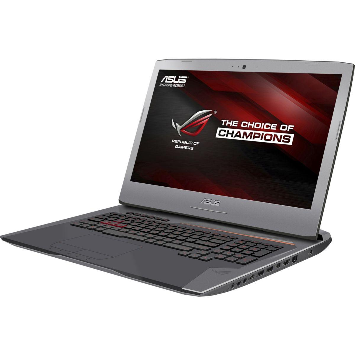 Pc portable gamer asus rog g752vs-ba219t - coup de coeur de l'équipe (photo)